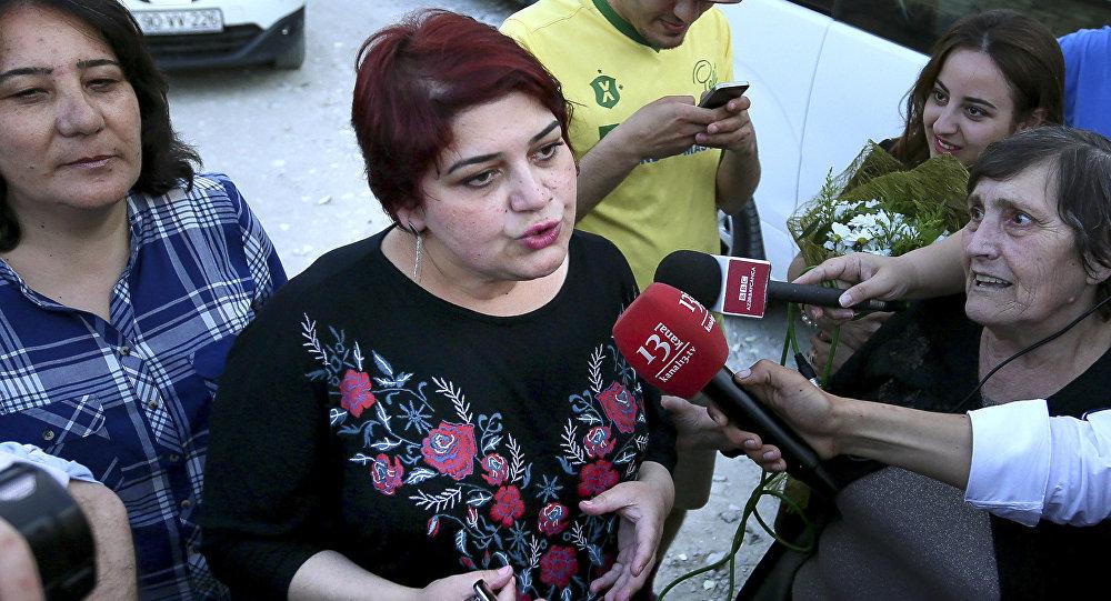 Суд вынес решение озапрете Хадидже Исмаиловой навыезд запределы страны