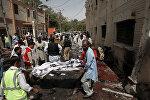 Pakistanın Kvetta şəhərində hospitalda partlayış törədilib