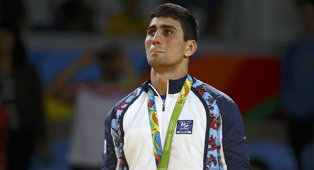 Рустам Оруджев – серебряный призер Олимпиады в Рио-де-Жанейро