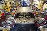 Krasnodarda Hyundai və KIA avtomobillərinin yığım sexı