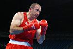 Азербайджанский боксер Магомедрасул Меджидов, архивное фото