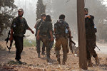 Əl Nusra Cəbhəsinin terrorçuları