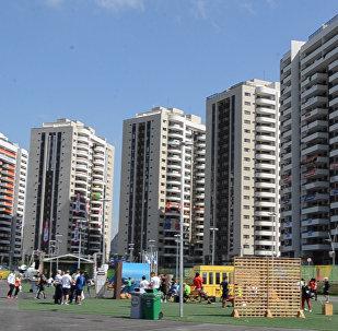 Азербайджанский атлет: мы живем в олимпийской деревне как одна семья
