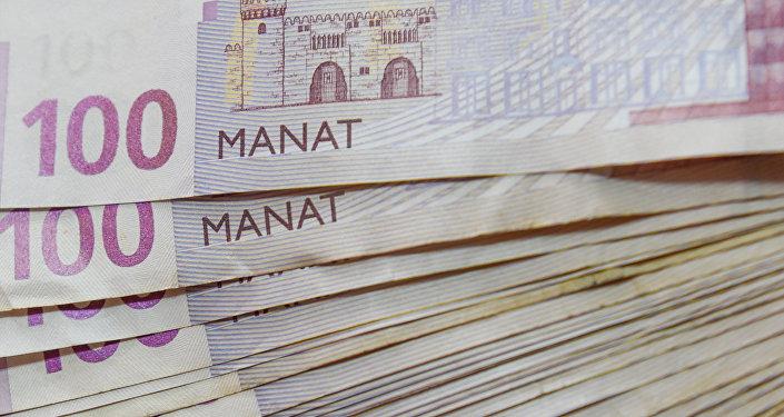 100 manat dəyərində əskinazlar