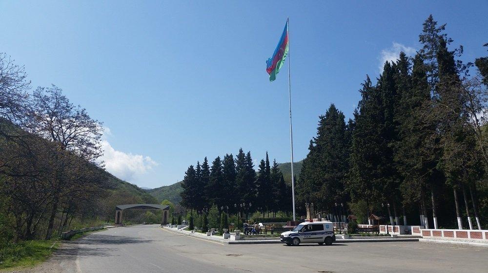 Daşkəsən rayonun Bayan kəndi