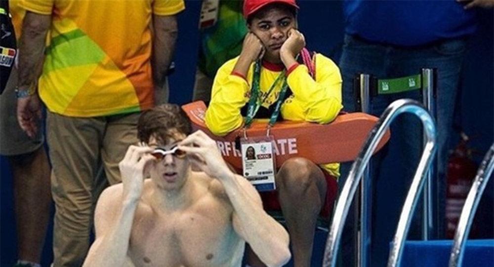 Rio-2016 Yay Olimpiya Oyunlarında xilasedici