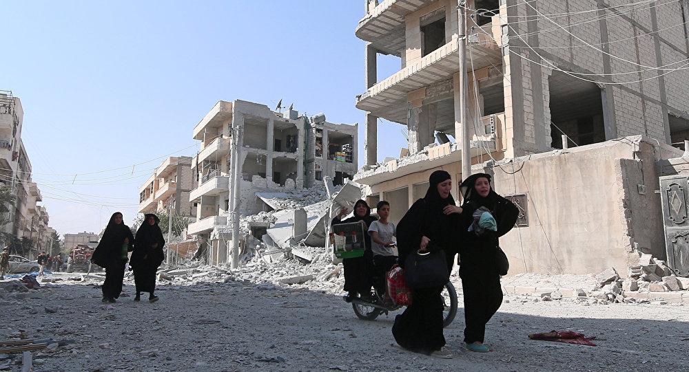 Впредставительстве ООН признали вину вооруженной оппозиции Сирии в погибели мирных граждан
