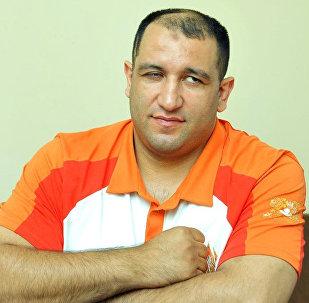 Золотой призер Паралимпийских игр Ильхам Закиев