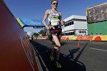 Böyük Britaniya millisinin atleti Tom Bosvort