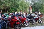 Международный мотофестиваль Caspian Motorcycle Festival в Набрани