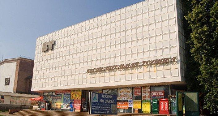 Фасад павильона «Азербайджан» наВДНХ ожидает масштабная реставрация