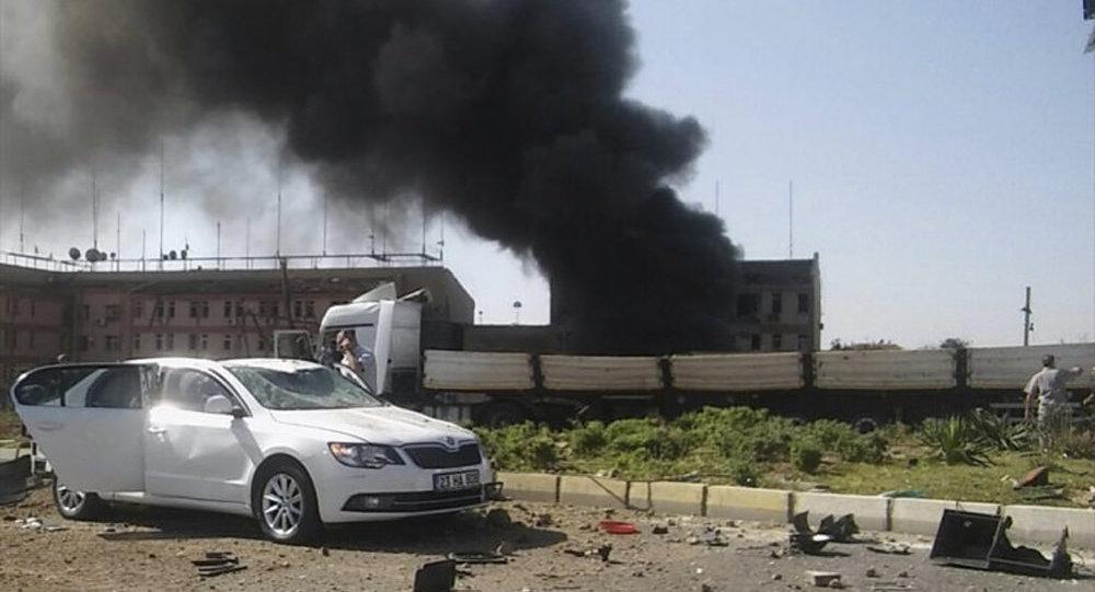 При взрыве наюге Турции погибли три человека