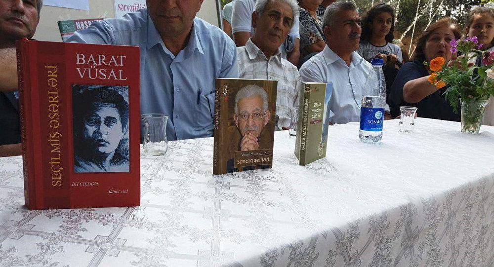 Qazax rayonunda Səyyar Kitabxana təşkil olunub