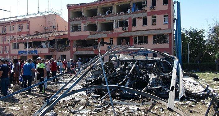 Терракт в Элязыг, Турция