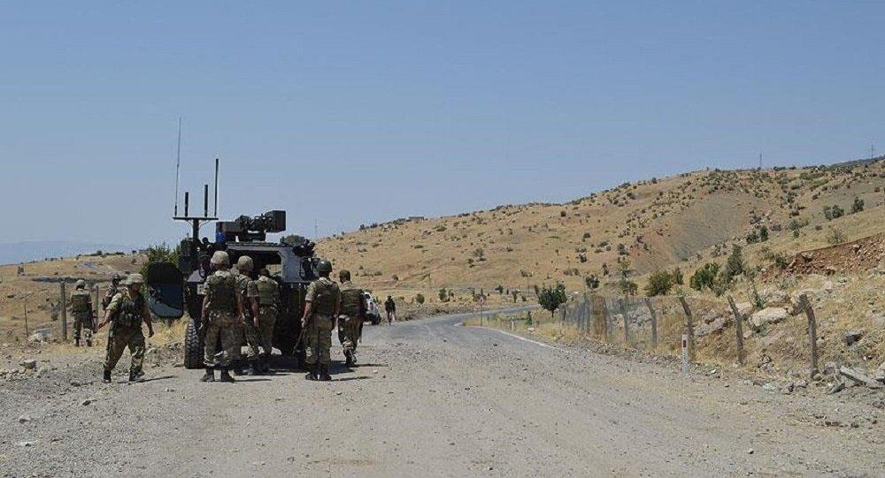 Bitlisdə terror