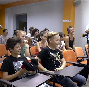 Тарусова: участники театра-студии Гюнай – это будущие профессионалы
