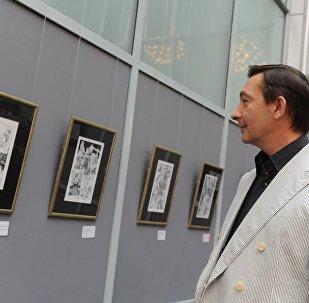 Писатель Дмитрий Косырев, работающий под псевдонимом Мастер Чэнь
