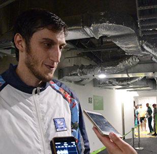 Олимпийский чемпион Радик Исаев