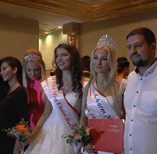 Красота спасет мир: корона Miss Union в Баку досталась Грузии