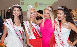 Финал конкурса красоты Miss Union Baku 2016