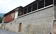 Şəkidə 140 yaşlı qədim ev