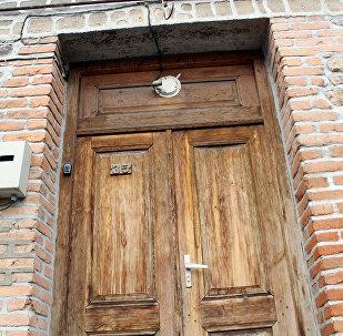 140-летний дом в Шеки