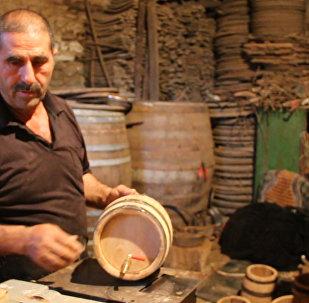 Профессия из прошлого живет в Гейгельском районе Азербайджана