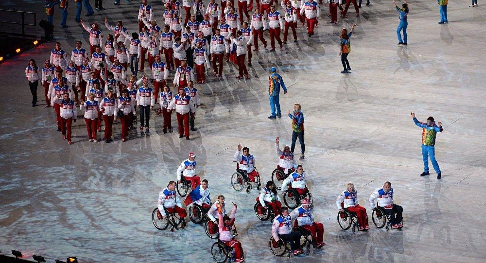Русские паралимпийцы будут допущены наИгры вРио