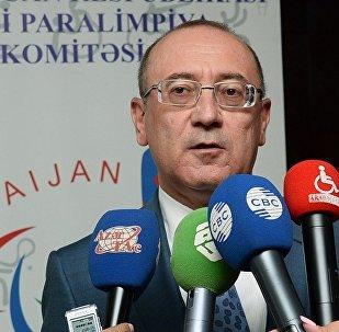 Президент НПКА Ильгар Рагимов