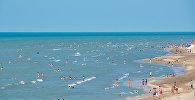 Один из пляжей Абшерона