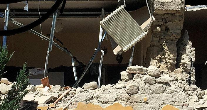 Землетрясение вИталии забрало  уже 247 жизней, разрушены 4  города