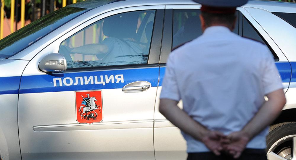 Кзахваченному неведомым отделению банка в столицеРФ прибыл руководитель МВД