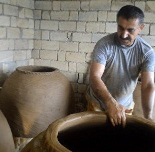 Секреты мастера из Лянкярана: создание печи – тендира