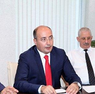 Сотрудник отдела общественно-политических вопросов Администрации Президента Азербайджана Бахруз Гасанов