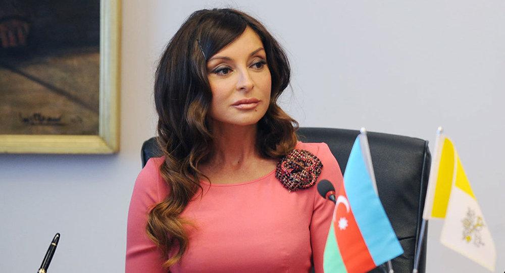 Mehriban Əliyeva Azərbaycanın birinci vitse-prezidenti təyin edilib