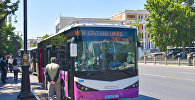 Автобус в Баку