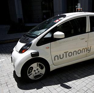 Sürücüsüz taksi nuTonomy