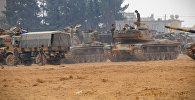 CNN Türk Ankara temsilcisi Hande Fırat ise 200 mekanize birlik, 150 özel kuvvet askeri, toplam 350 civarında TSK mensubu şu anda bölgede operasyona devam ediyor. An itibariyle 17 uçak görev yapıyor bilgisini geçti.