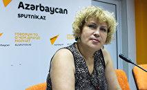 Зара Баку, первая исполнительница бакинского шансона среди женщин