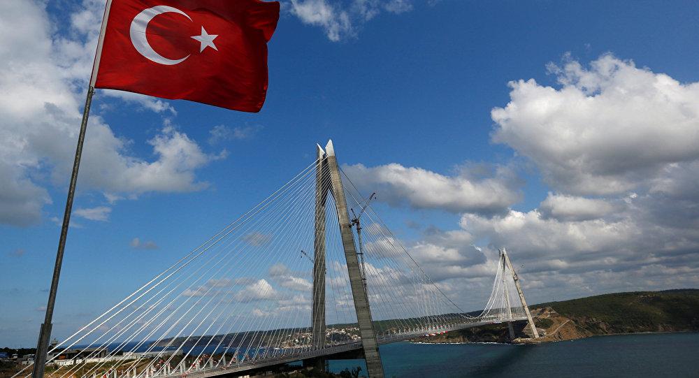 Yavuz Sultan Səlim körpüsünün açılış mərasimi. İstanbul, 26 avqust 2016-cı il