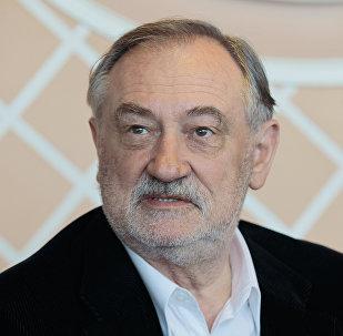 Актер Богдан Ступка. Архивное фото
