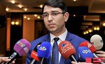 Заместитель председателя главы Государственного комитета по работе с религиозными структурами (ГКРРС) Гюндуз Исмаилов