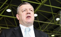 Премьер Грузии Гиоргий Квирикашвили
