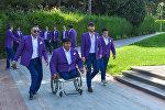 Paralimpiyaçılarımız