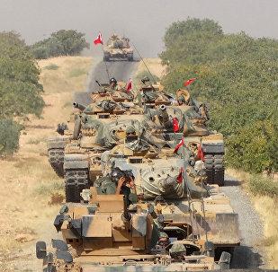 Türk tankları