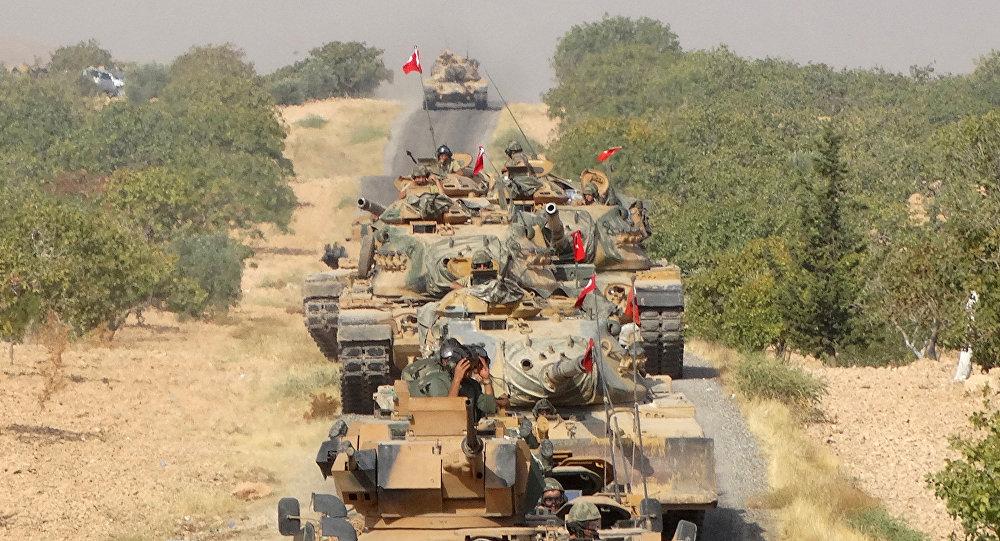 Türkiyə ordusu İraqda