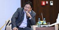 Казахстанский политолог Айдос Сарым
