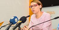 Польский аналитик, обозреватель журнала Новая Восточная Европа Анэта Стшемжальская