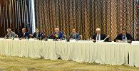 Первый день семинара-совещания на тему Роль и задачи СМИ в агитационном процессе перед референдумом. Баку, 31 августа 2016 года