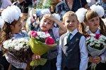 Rusiyada ilk dərs günü